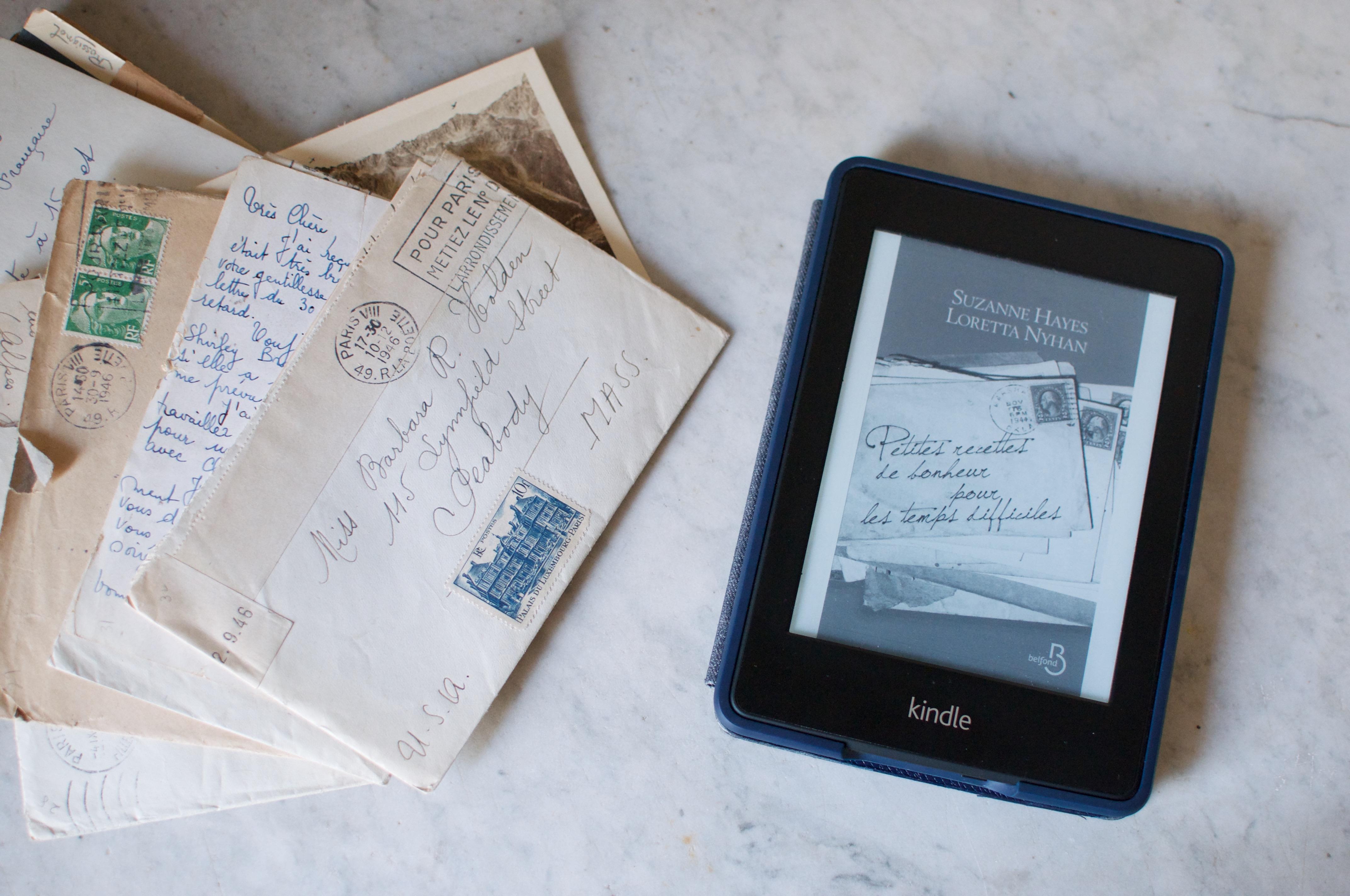 Petites recettes de bonheur pour les temps difficiles de Suzanne Hayes et Loretta Nyhan