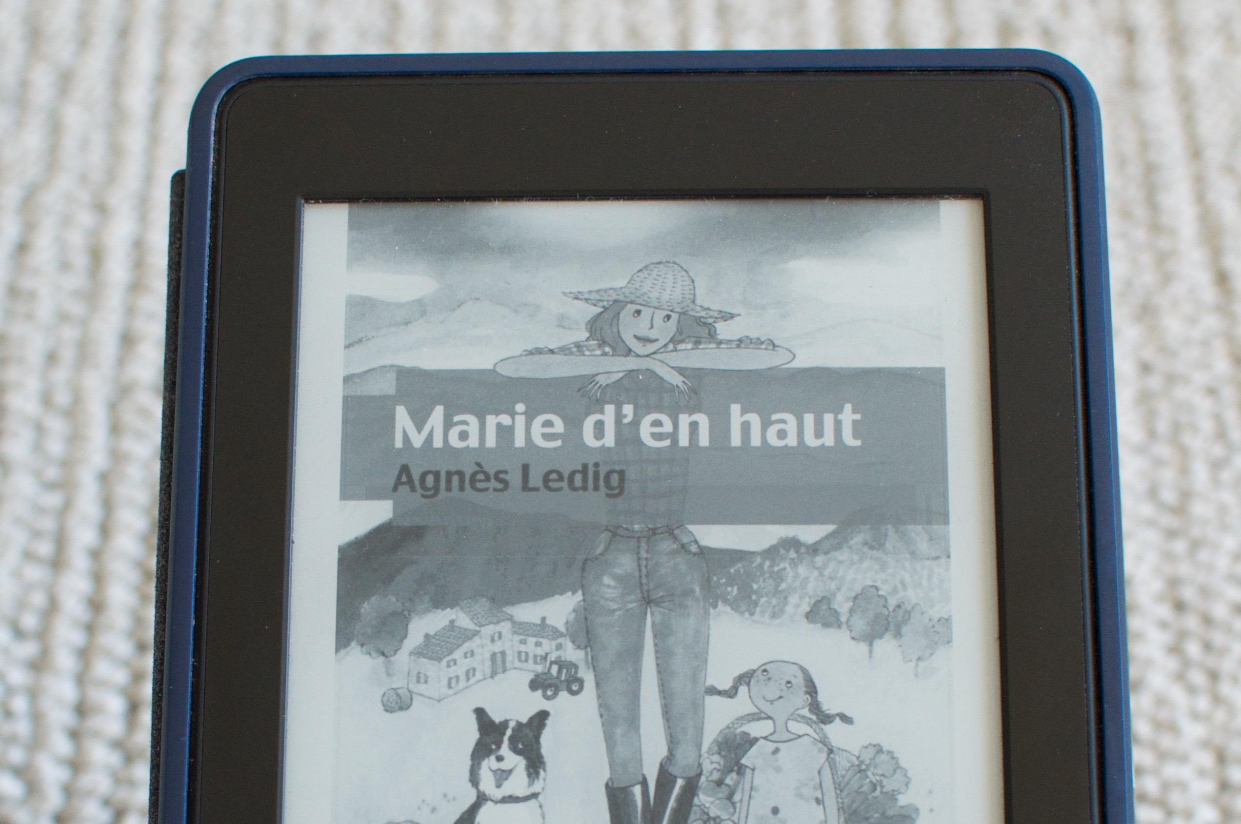 Marie d'en haut d'Agnès Ledig