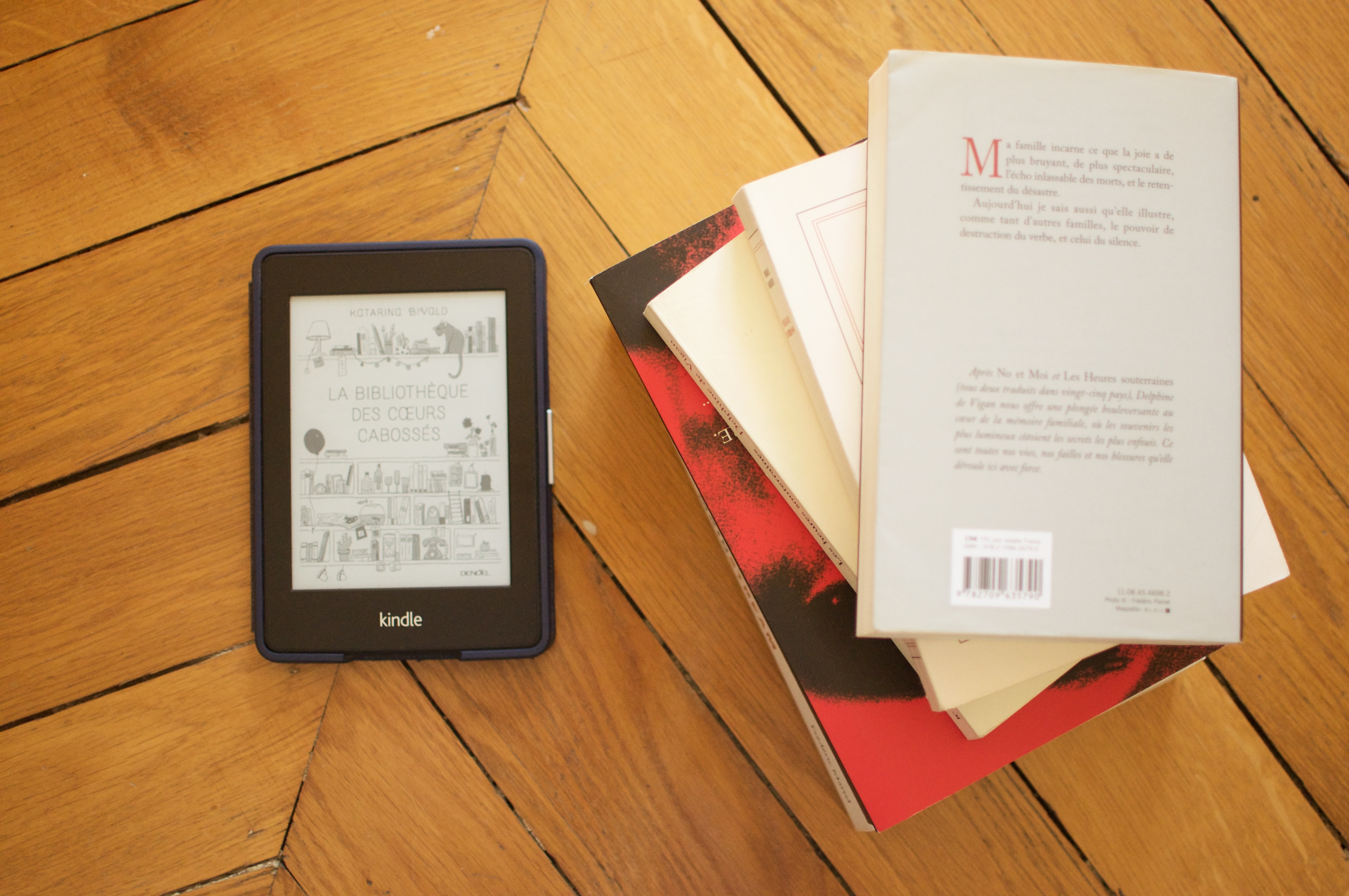 La Bibliothèque des cœurs cabossés de Katarina Bivald