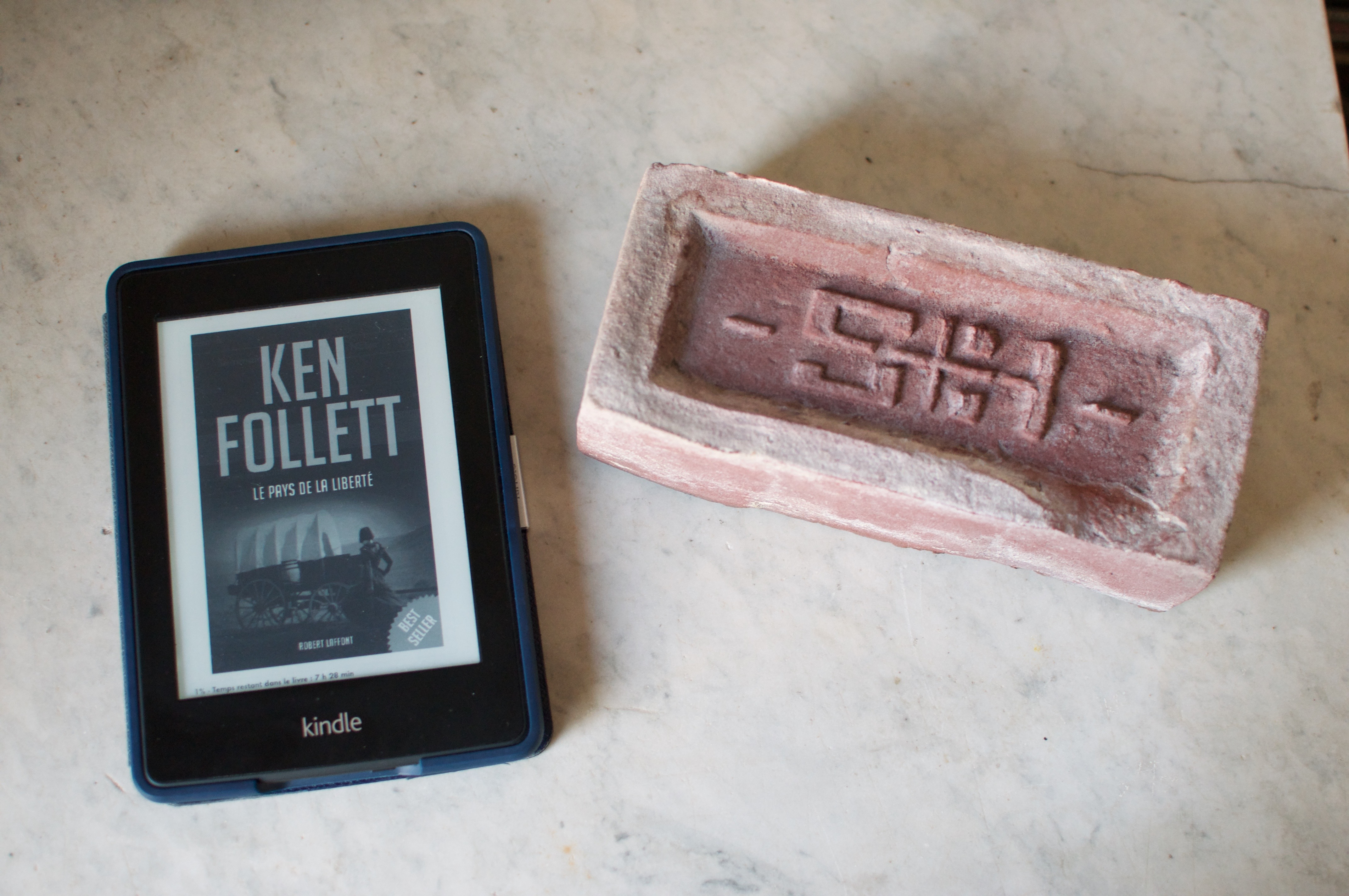 Le pays de la liberté de Ken Follett